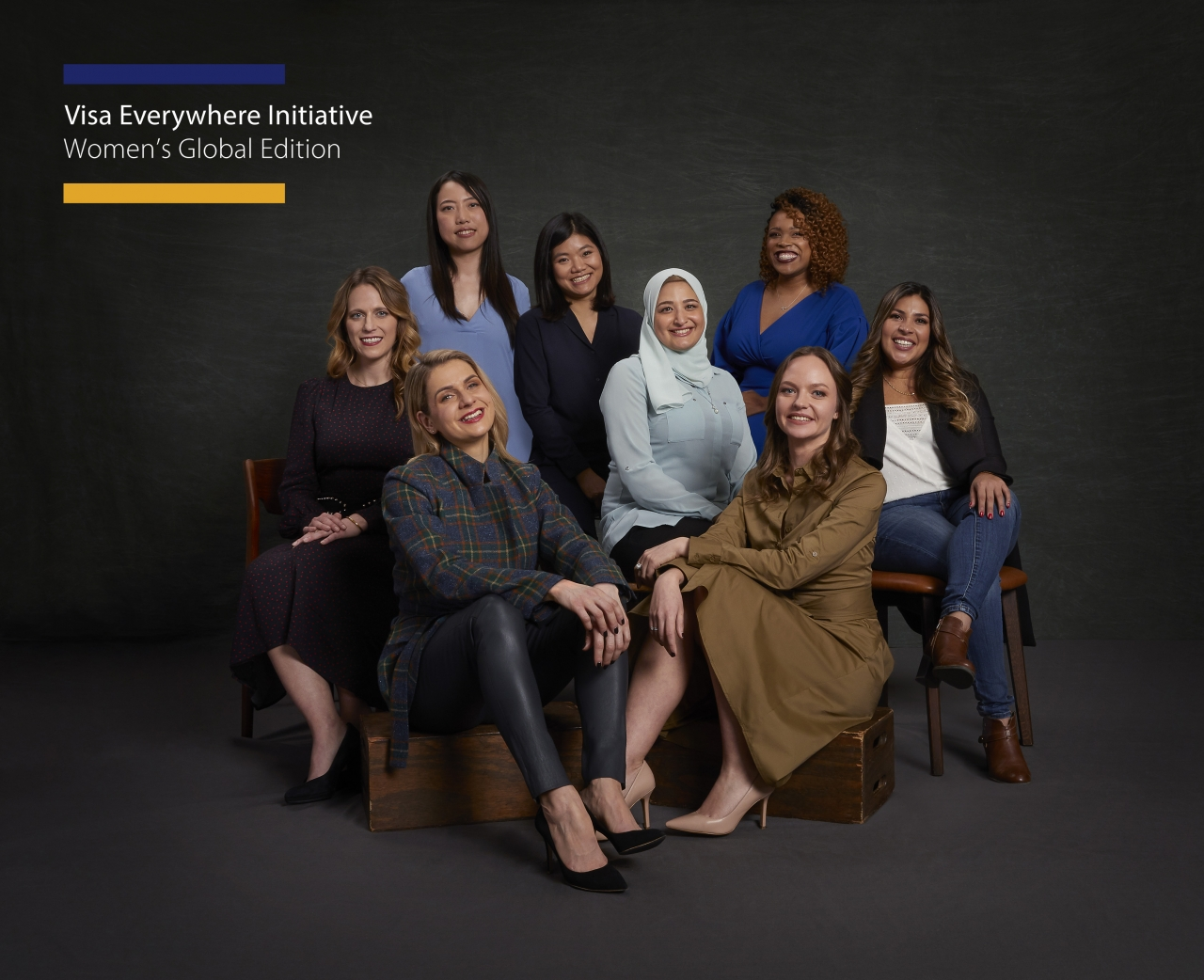 Visa Launches First Global Competition Focused on Celebrating Women Entrepreneurs - Brand Spur