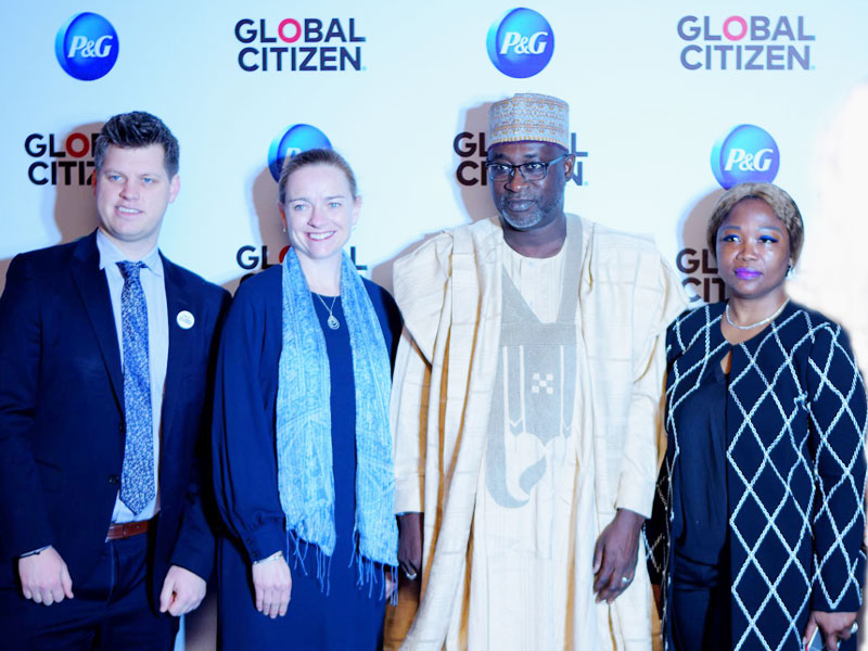 P&G to Deliver 25 Billion Liters of Clean Drinking Water to Families by 2025