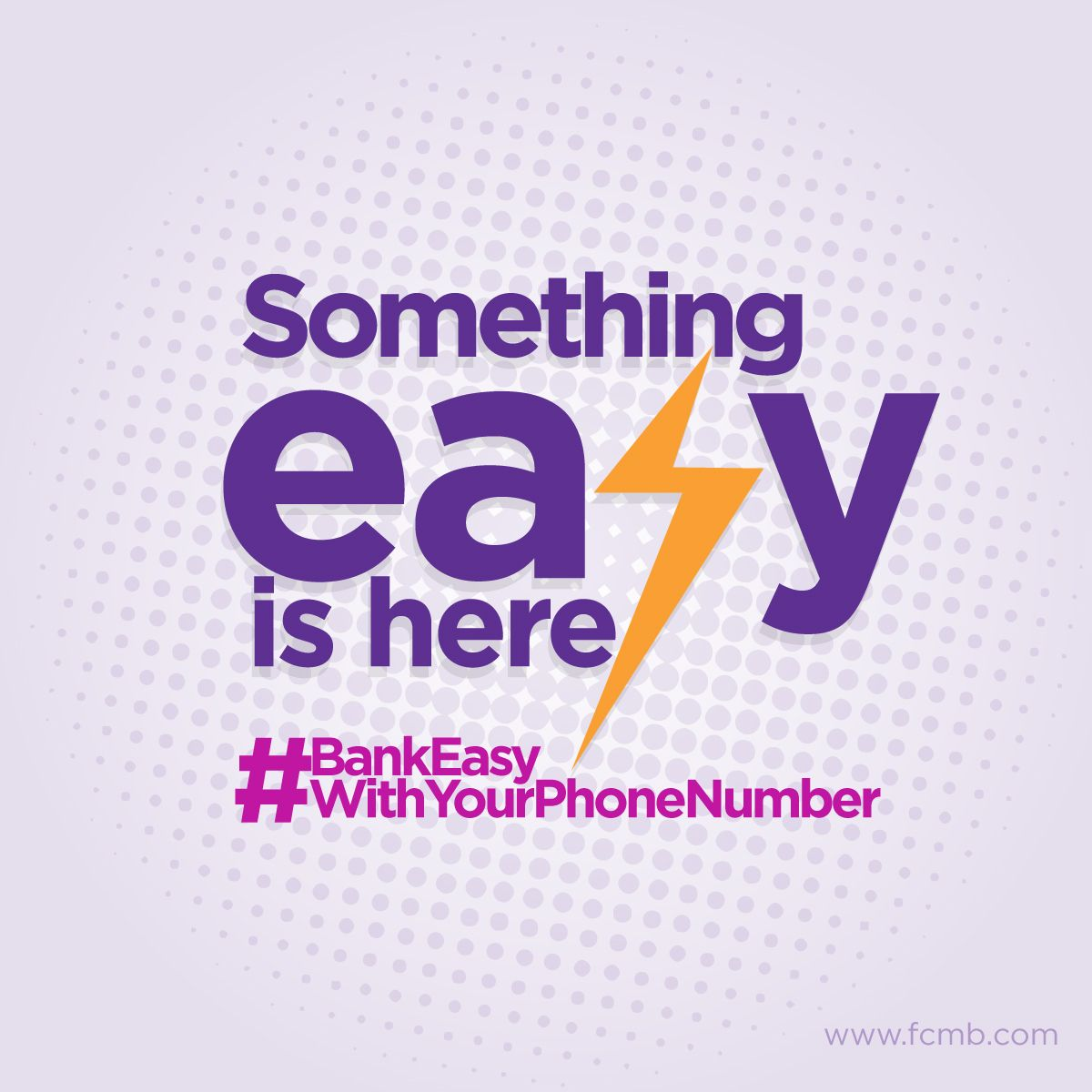 Something Easy & Unique! Your Phone Number Is Your Account Number! - Brand Spur