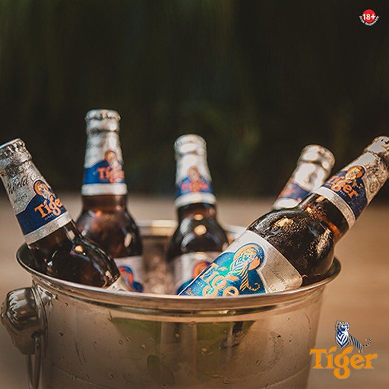 TIGER BEER DELIGHTS CONSUMERS AT AAF'S MAKER LAB EXHIBITION