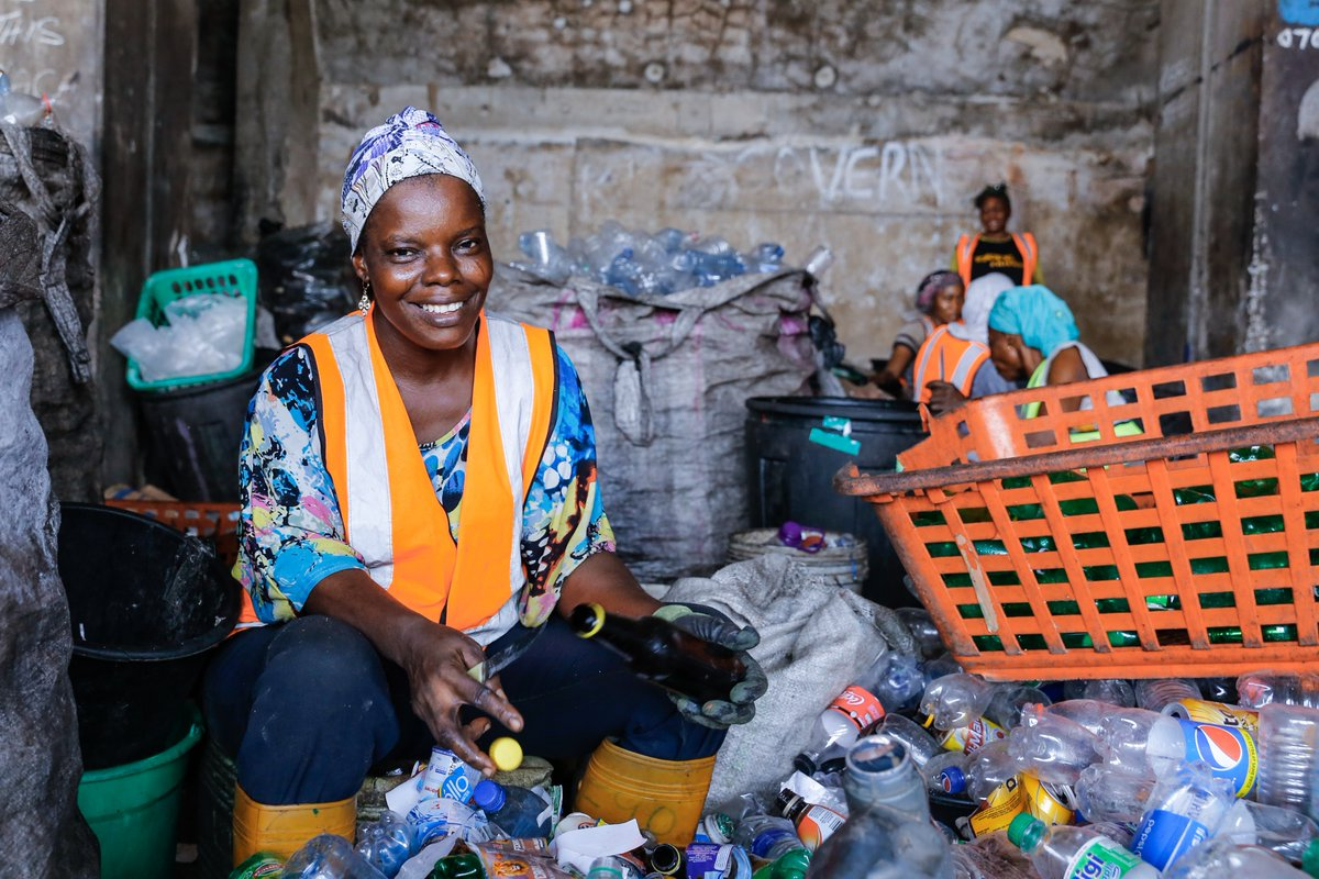Wecyclers wins €200,000 Prize in waste management (Photos) - Brand Spur
