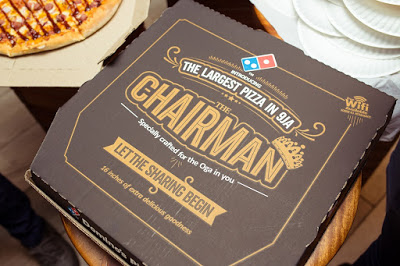 How 'Xtra' can you go? The new Dominos Pizza Menu will leave you craving for more!