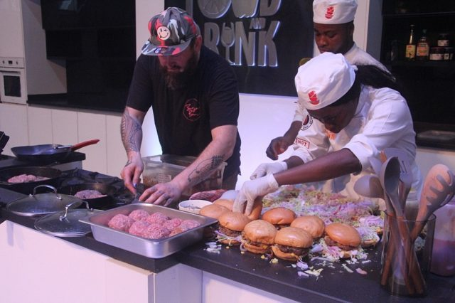 World Class Chefs Thrill at 2019 GTBank Food and Drink Fair
