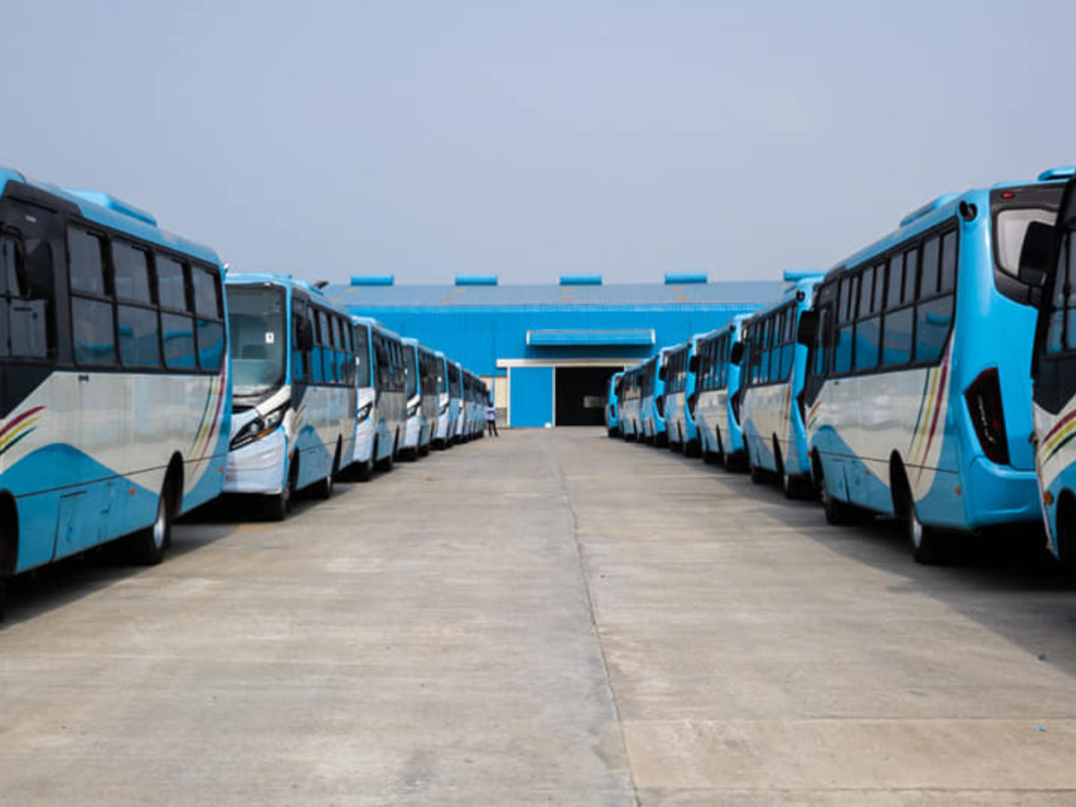 Lagos Medium And High Capacity Buses To Begin Operations Brand Spur