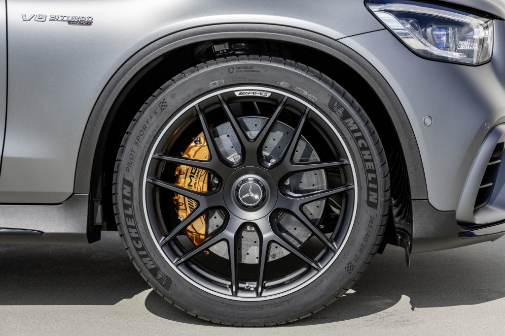 The new Mercedes-AMG GLC 63 4MATIC+ models (Pictures) - Brandspurng 4