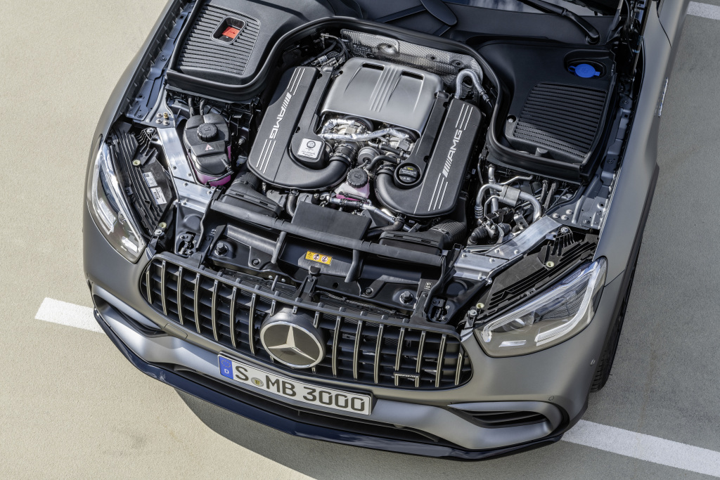 The new Mercedes-AMG GLC 63 4MATIC+ models (Pictures) - Brandspurng 7