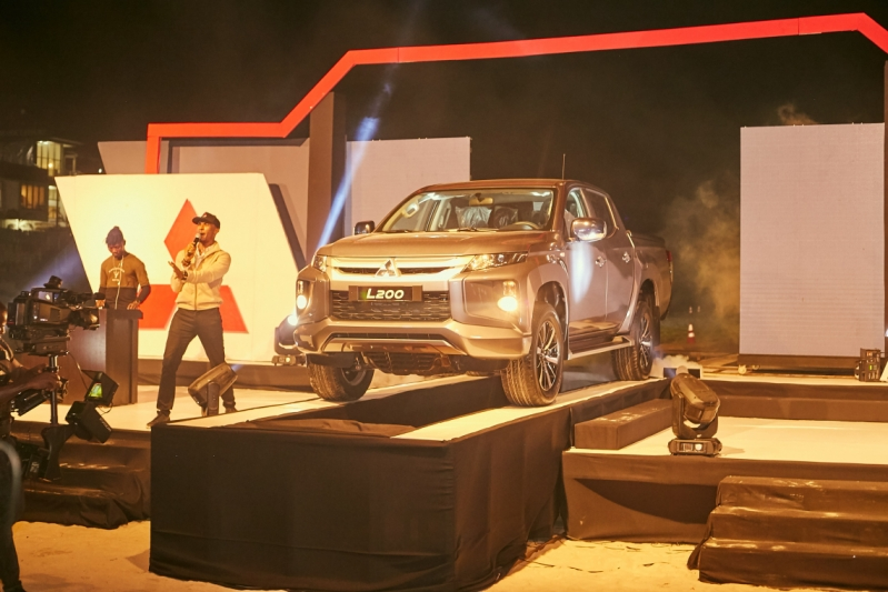 Photo News: Moments from The New Mitsubishi L200 Pickup Launch in Lagos