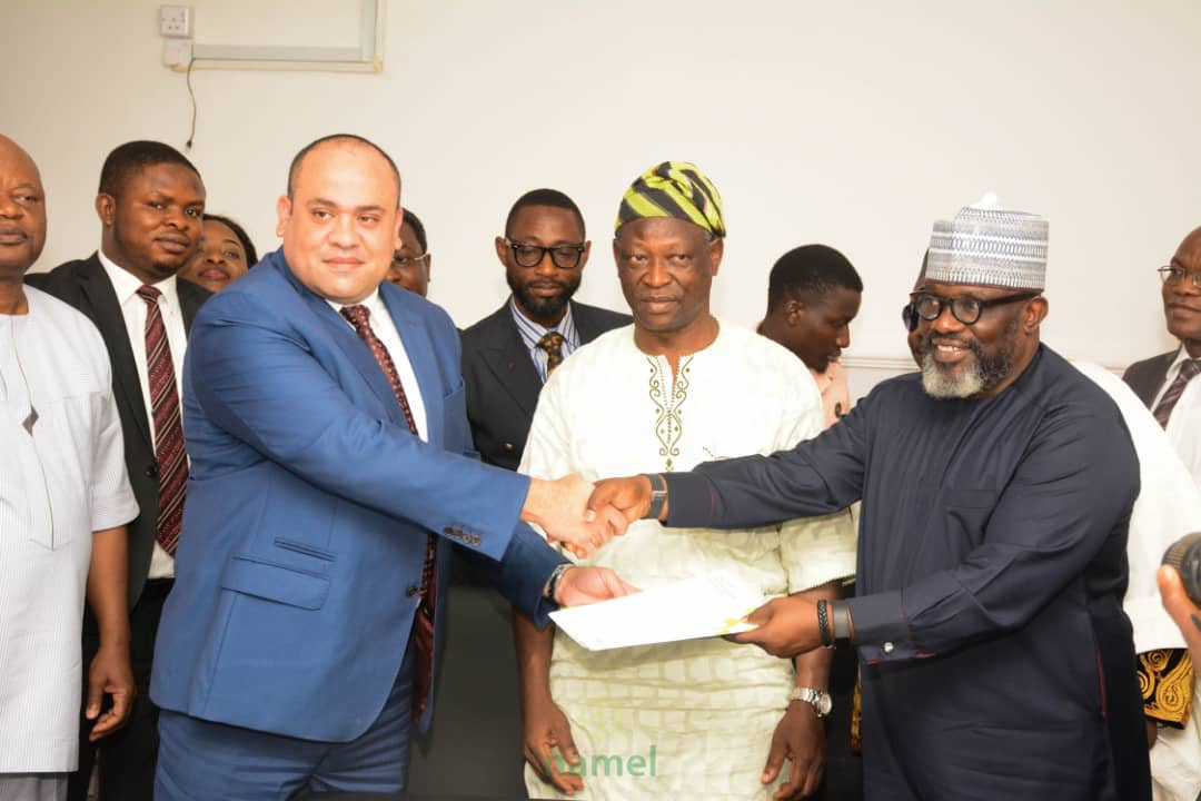 NAMEL partners Mantrac to open 500,000 hectares of Agricultural Land nationwide