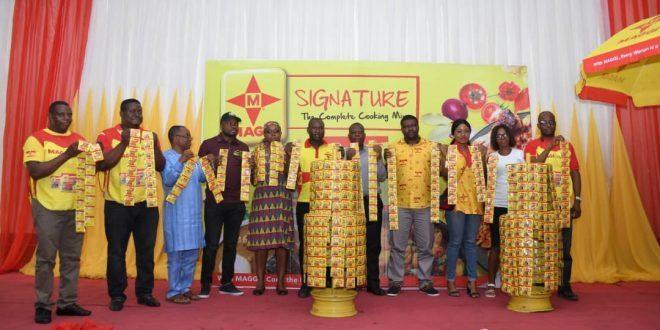 """Nestlé launches MAGGI """"Signature"""" into Nigerian market"""