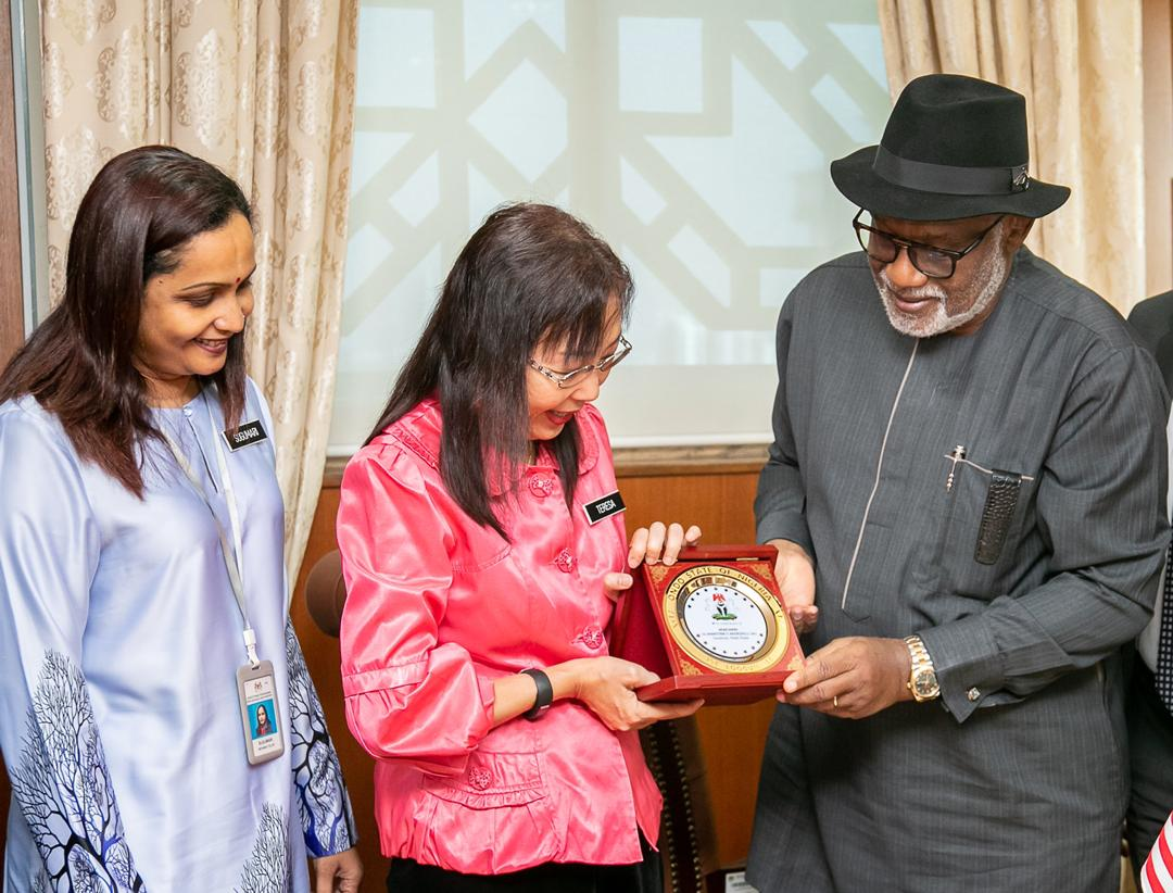 Ondo State Goverment Partners with the Malaysian Government in Agricultural Investment