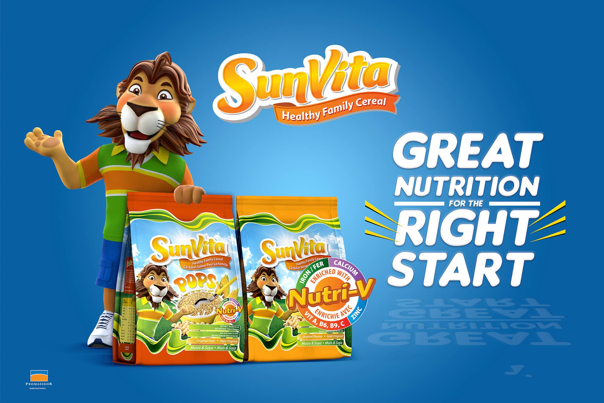 SunVita Cereal, now consumers most sought after brand - Promasidor Boss - Brand Spur