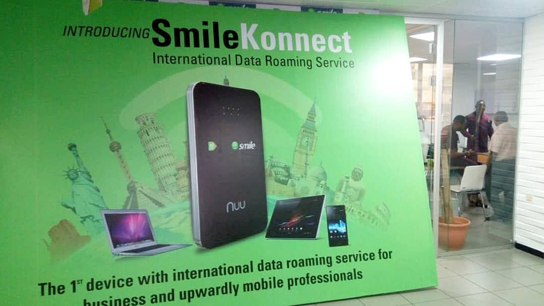 Smile Communications launches Smile Konnect (Pictures)
