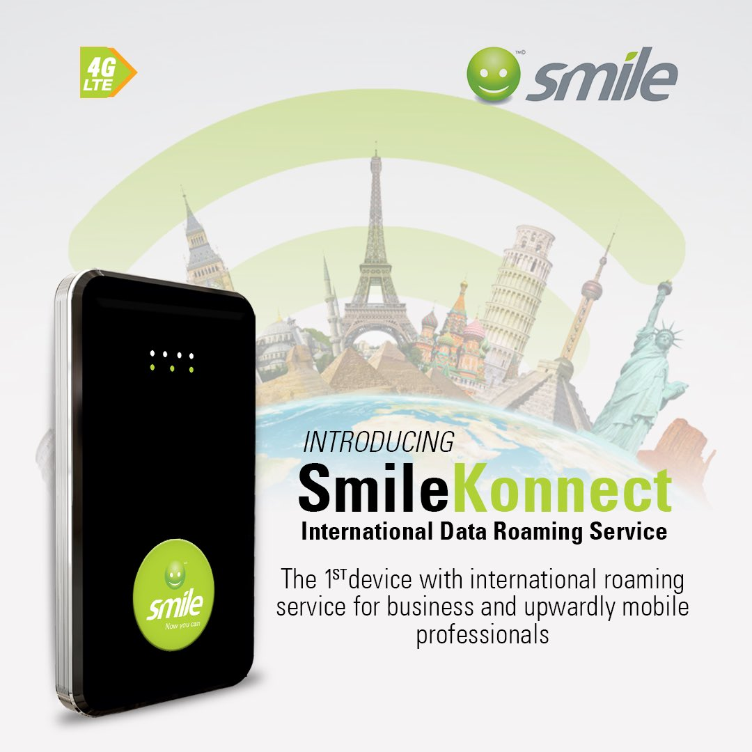 Smile Communications launches Smile Konnect (Pictures) - Brand Spur