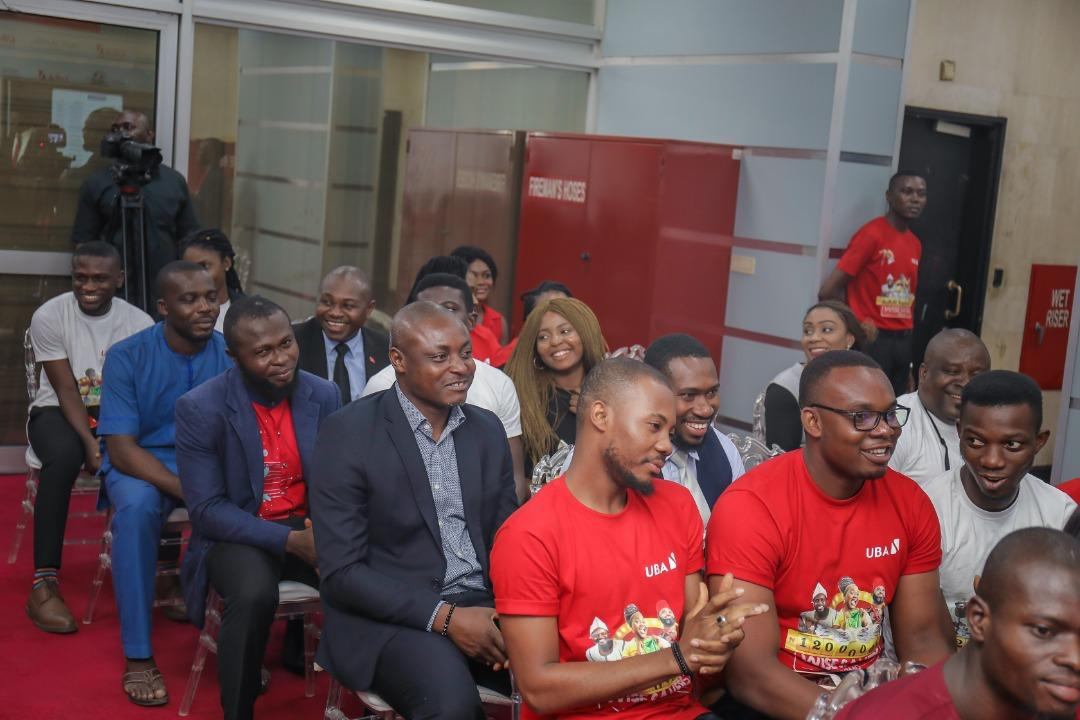 Photo News: Moments from the UBA Wise Savers draw