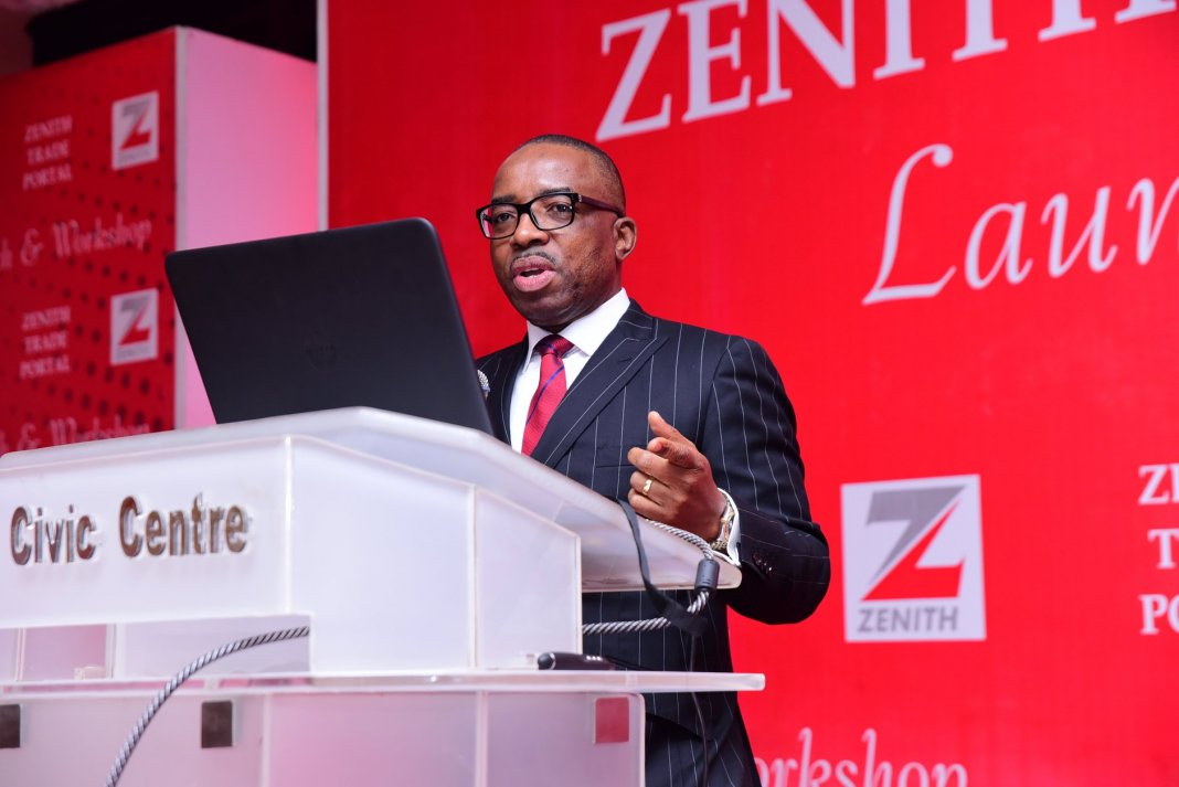 Zenith Bank announces the Appointment of Mr. Ebenezer Onyeagwu as Group MD/CEO