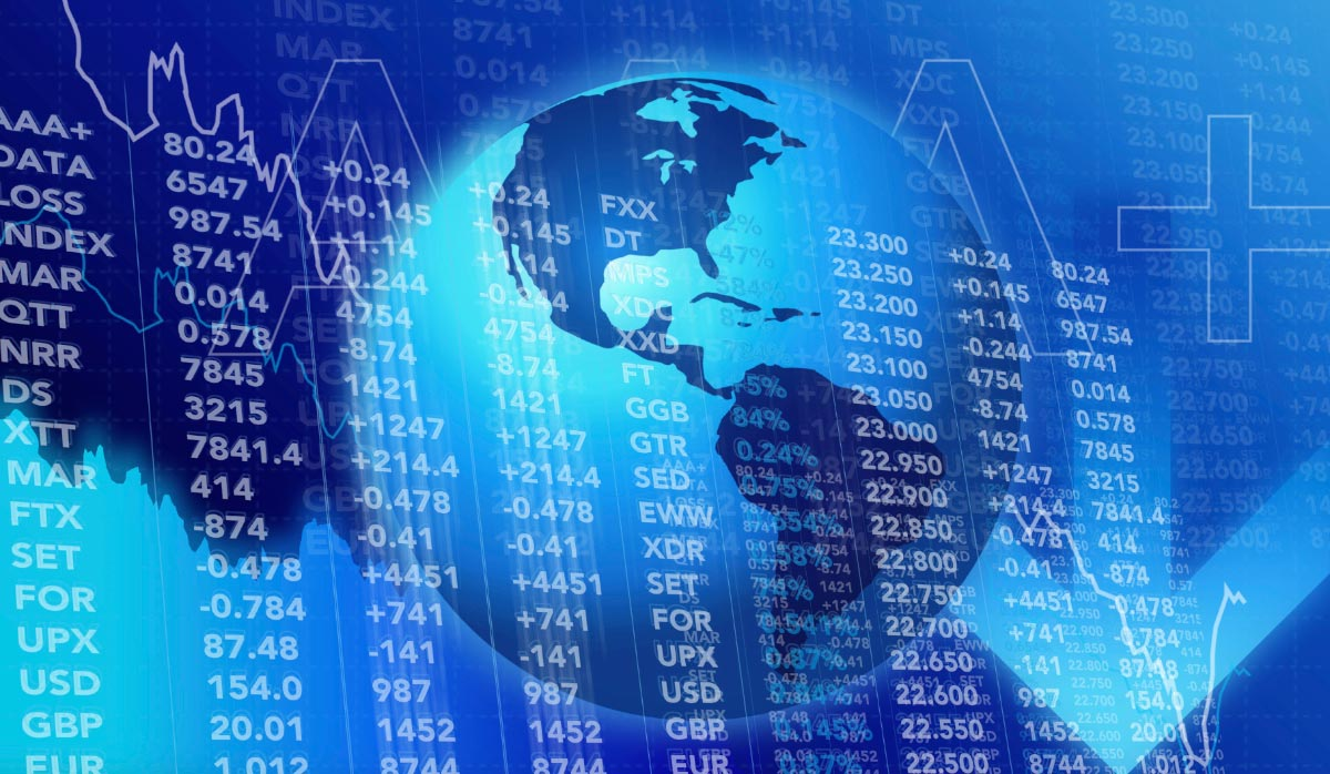 World Stocks Stall On Trade Tension