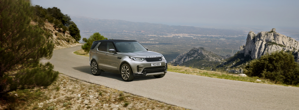 LAND ROVER CELEBRATES 30 YEARS OF ALL-TERRAIN ADVENTURE WITH DISCOVERY LANDMARK EDITION (PICTURES)