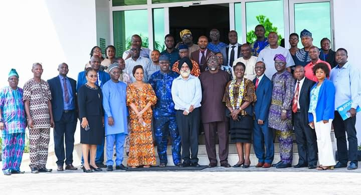 ODSG, five others collaborate with UNICEF on health care delivery