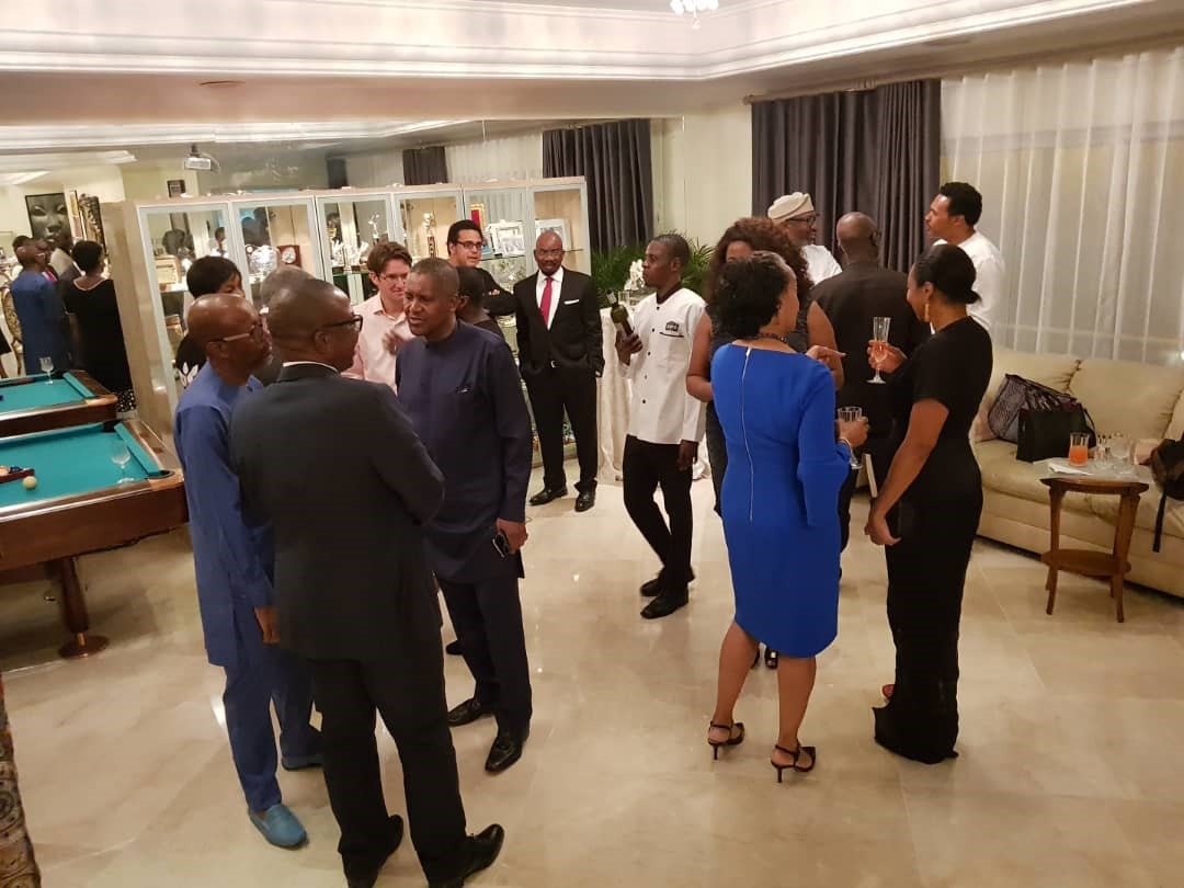 DANGOTE, OVIA, OTEDOLA AND MORE INVITED TO JOIN 1000+ GLOBAL BUSINESS LEADERS U.S.-AFRICA BUSINESS SUMMIT IN JUNE