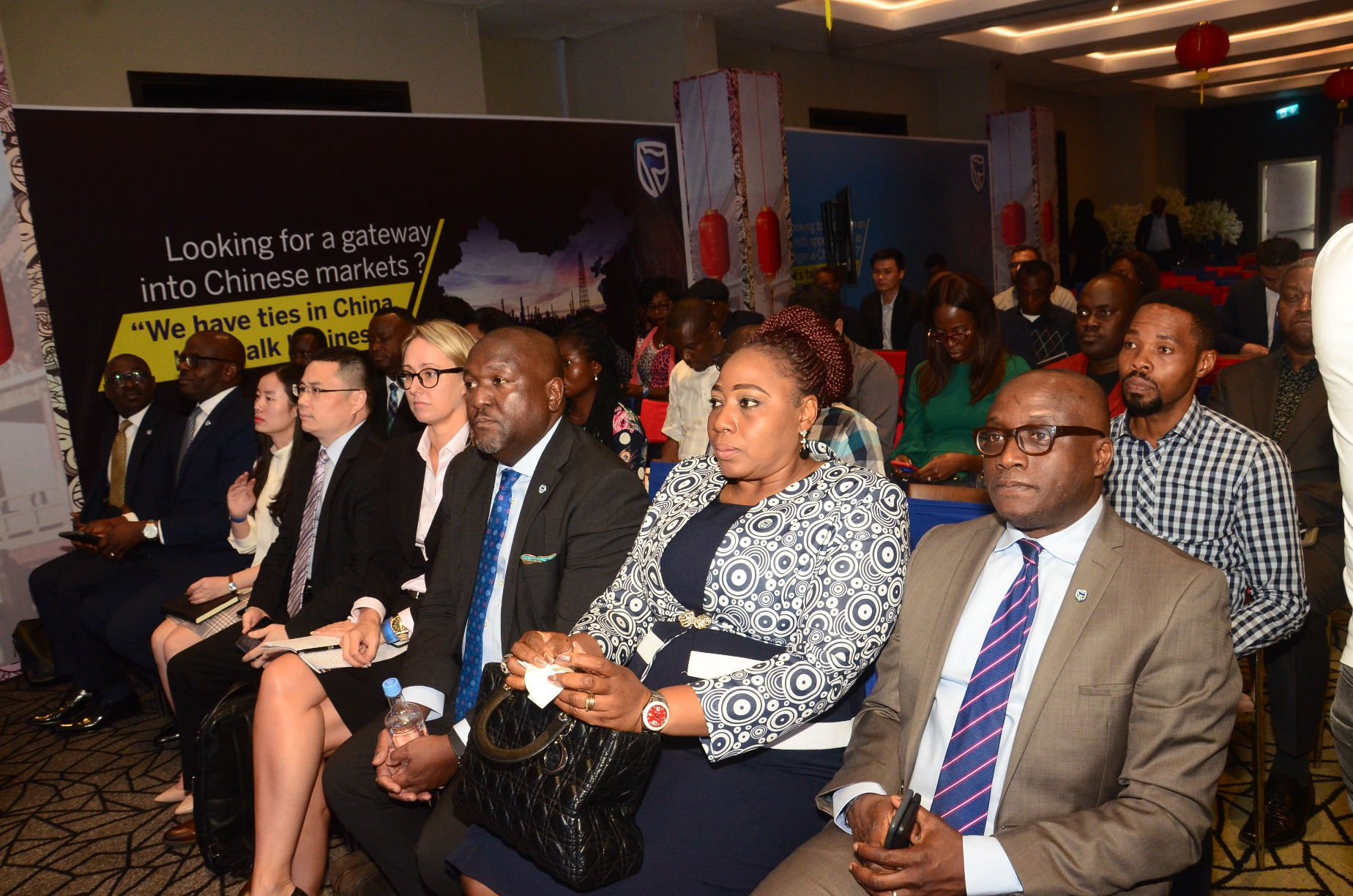 Stanbic IBTC Presents Africa-China Agent Value Proposition - Brand Spur