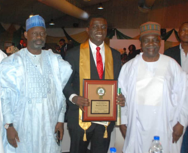 DEVELOPMENT BANK OF NIGERIA MD, OKPANACHI, BECOMES CIBN FELLOW