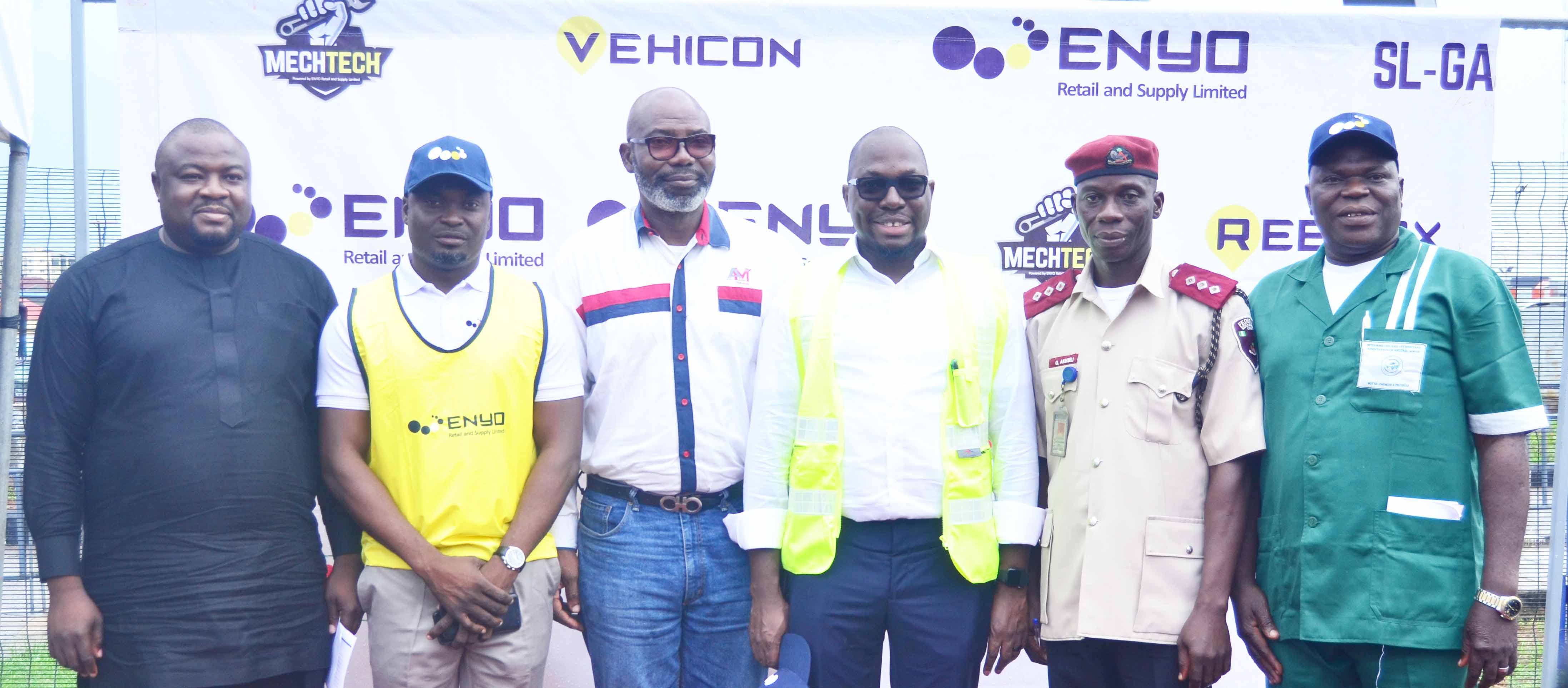 ENYO RETAIL AND SUPPLY GRADUATES MECHANICS FROM 2ND EDITION OF ITS MECHTECH (PHOTOS)