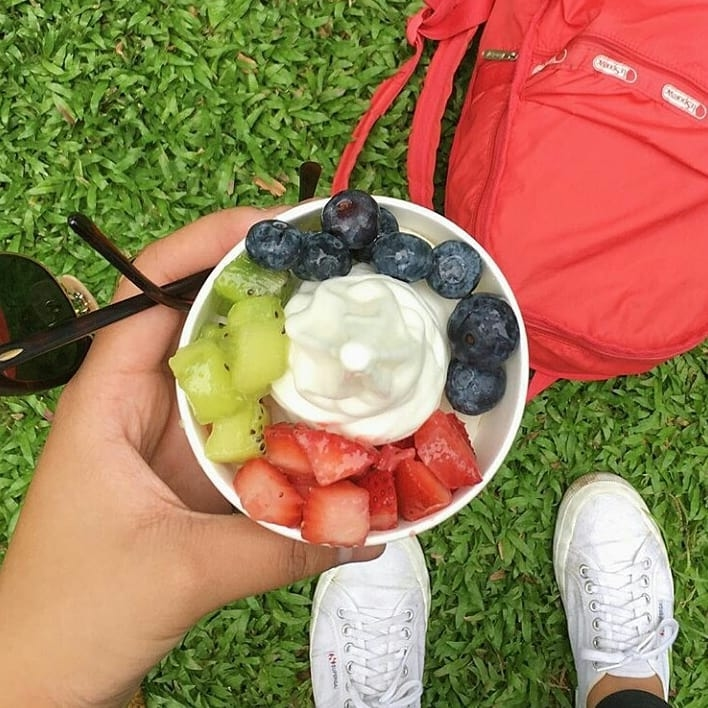 Free Pinkberry Yoghurt For Everyone This Saturday