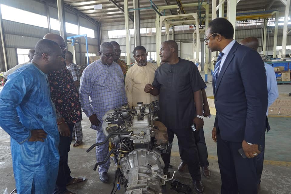 Government of Sierra Leone Patronises Innoson Vehicles - Brand Spur