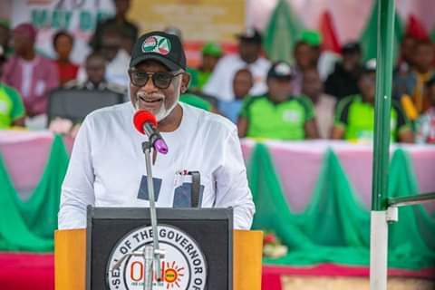 Governor Akeredolu promises to pay N30,000 New Minimum wage - Brand Spur