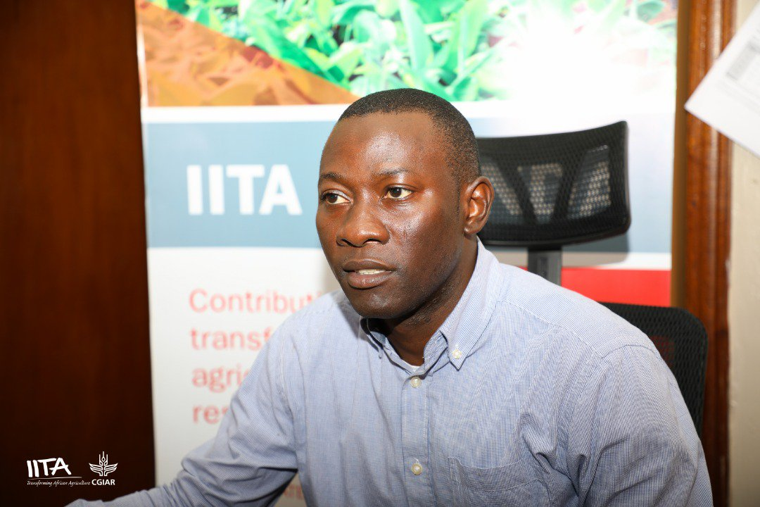 IITA Scientist Julius Adewopo wins an international award!