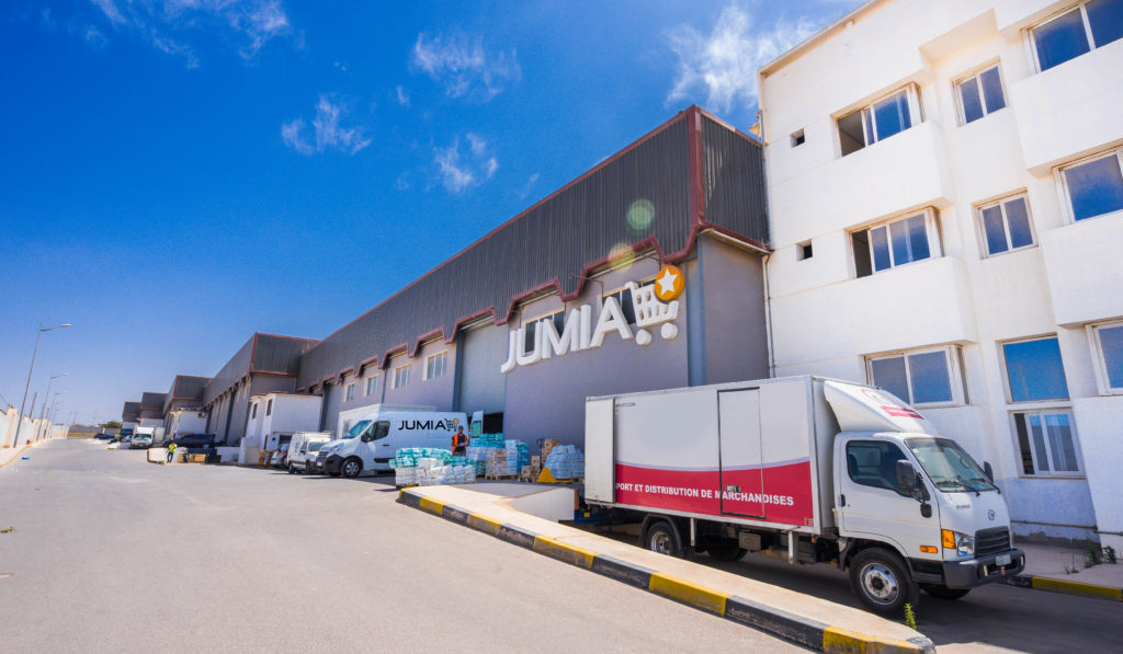 Jumia-Warehouse-Morocco-brandspurng ecommerce mtn