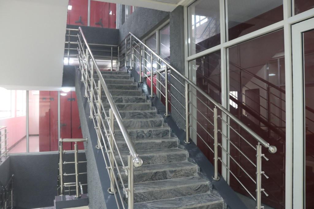 LASG Commissions New Digitized Treasury Office Storage Facility In Alausa, Roads In Lekki (Photos)