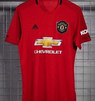 ff1b3077a Adidas Unveils Manchester United 2019 20 Home Shirt - Brand Spur