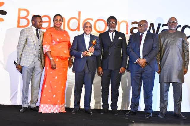 AccessBank, MTN, Domino's, Others Bag BrandCom Awards as Biodun Shobanjo Gets Inducted Into Hall Of Fame