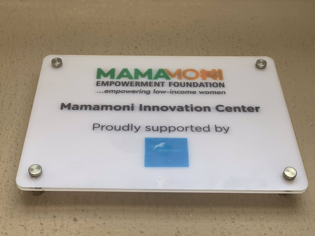 Union Bank, MamaMoni Establish Innovation Hub For Low-Income Women (Photos)