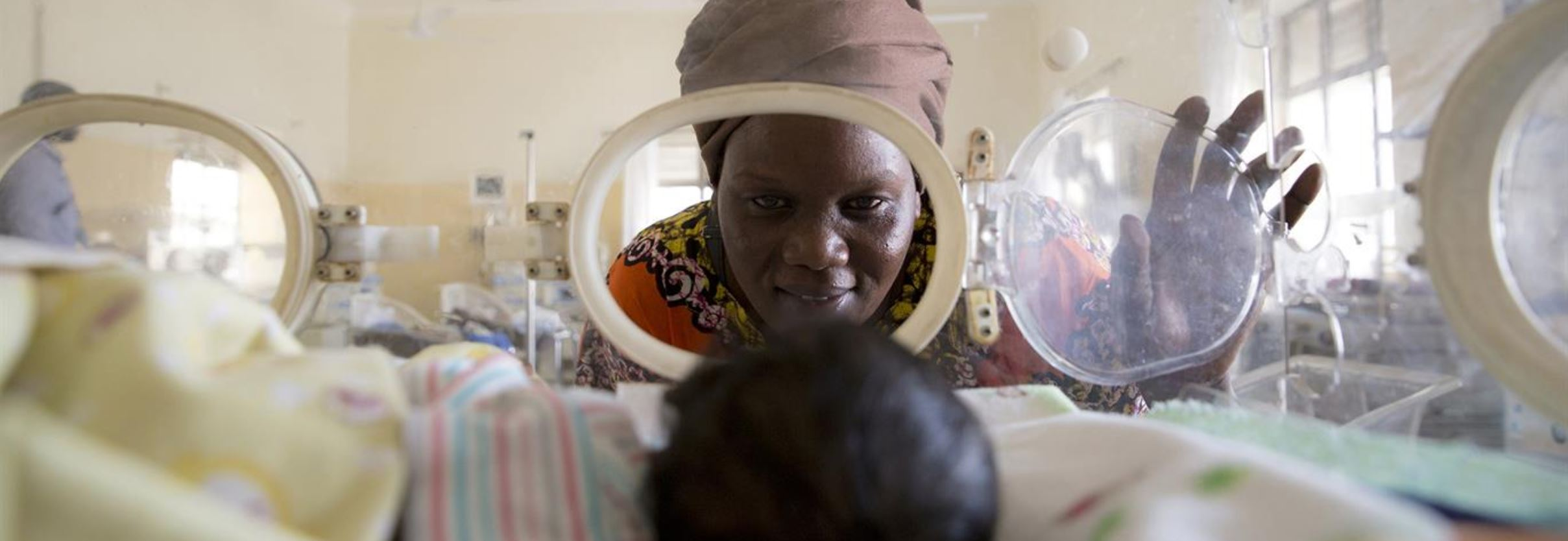 1 in 7 Babies worldwide born with a low birth weight