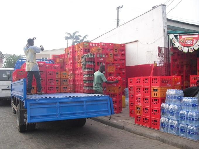 Cola War in Nigeria (Day 5) - Brand Spur