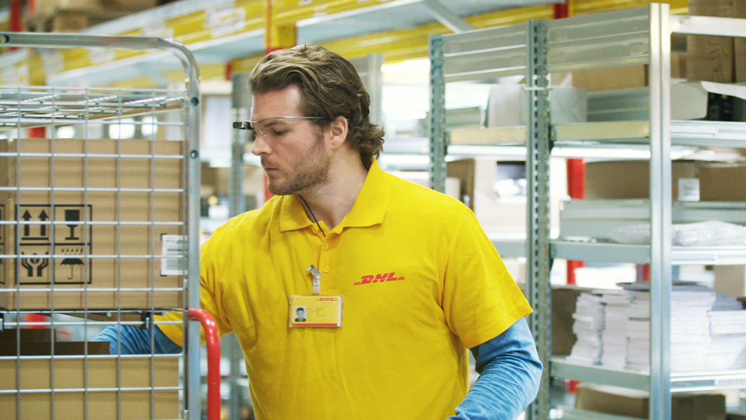 DHL Supply Chain deploys latest version of smart glasses worldwide