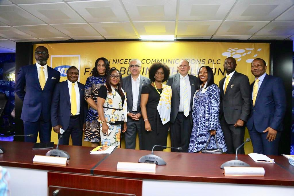 NSE Admits MTN Nigeria Communications Plc to its Premium Board