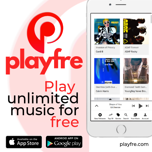 Nigerian computer programmer creates Spotify rival with over 45 million songs, calls it Playfre