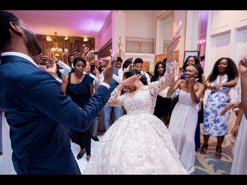 bffb2abe23e Top Nigerian wedding dance entrances on YouTube - Brand Spur