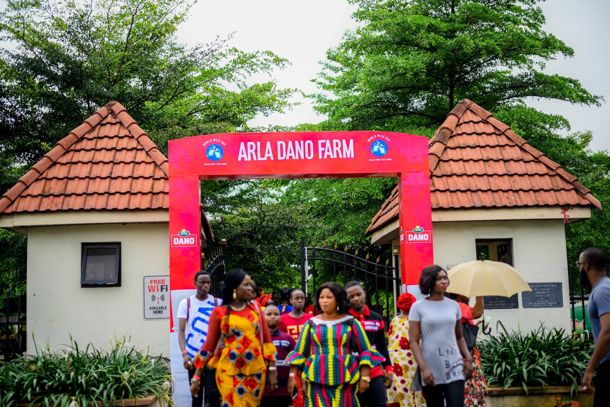 Arla Dano Celebrates World Milk Day 2019 with call for improved milk consumption (Photos)