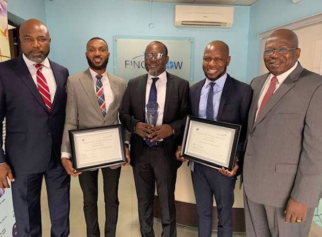 BA Rewards Top Selling Agent in the West African Sub-Region