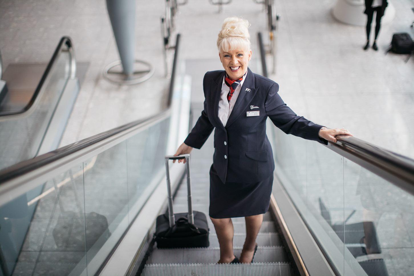 CUSTOMERS VOTE BRITISH AIRWAYS STAFF BEST IN EUROPE