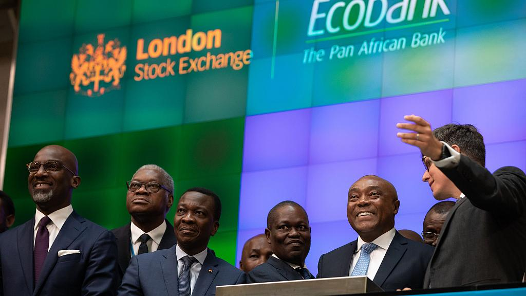 Ecobank hosted by London Stock Exchange after successful $500 million Eurobond issuance - Brand Spur