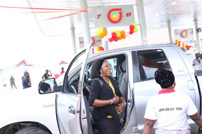 Fatgbems Petroleum Limited Presents New Retail Outlet at Abule-Egba in Lagos - Brand Spur