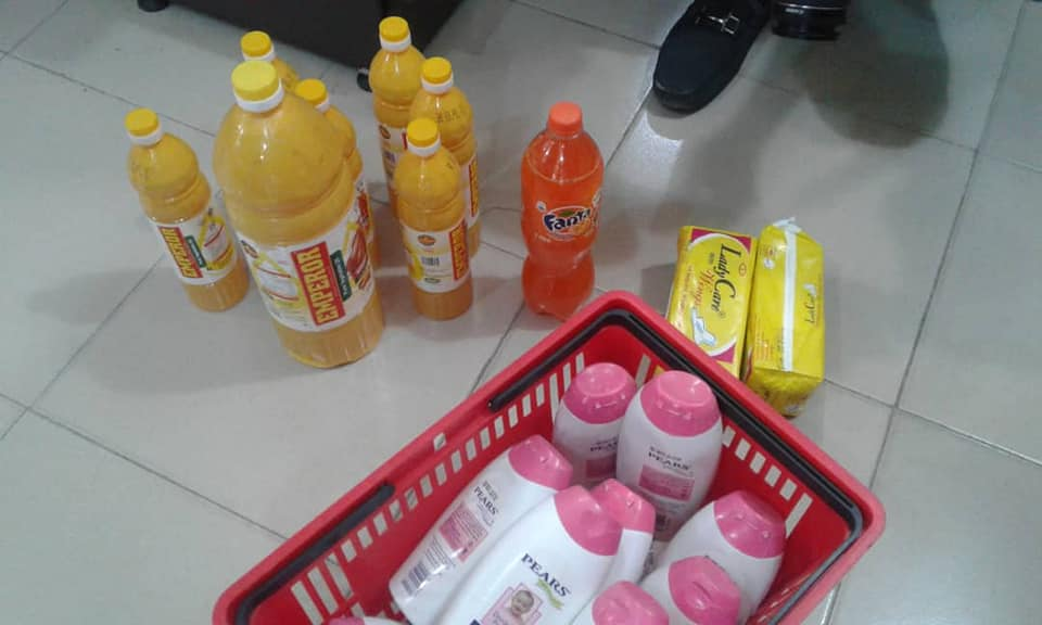 LASCOPA Goes Tough On Expired Products As Officials Storm Supermarkets (Photos)