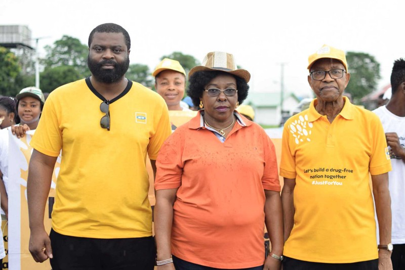 Rivers and Imo States features In The Fight Against Substance Abuse - Brand Spur