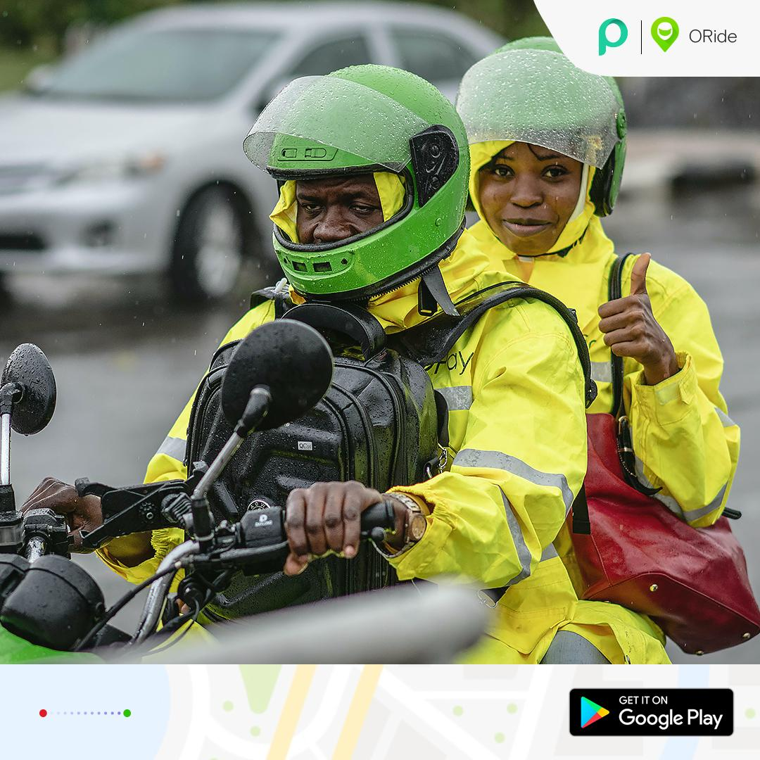 ORide Launches in Nigeria, Offers Amazing Prices - Brand Spur