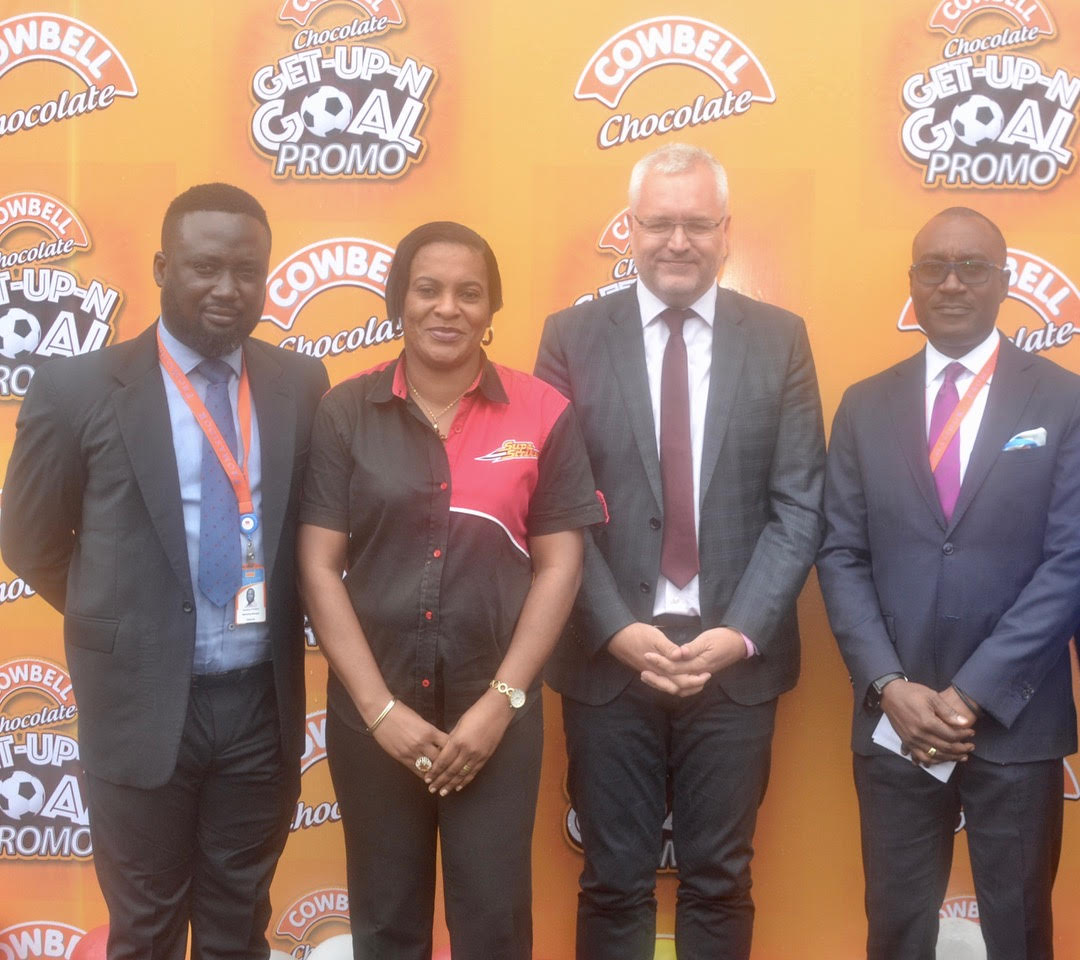 Cowbell Chocolate Commences Get Up N Goal Promo - Brand Spur